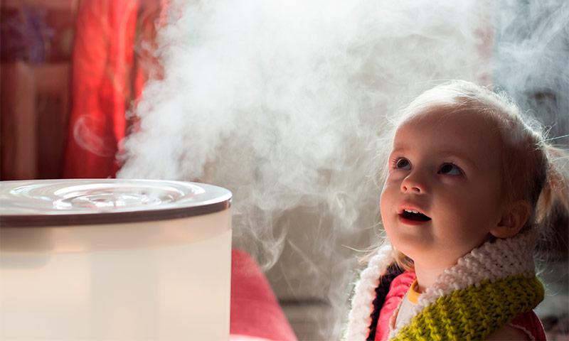 Какой увлажнитель воздуха лучше купить для ребенка