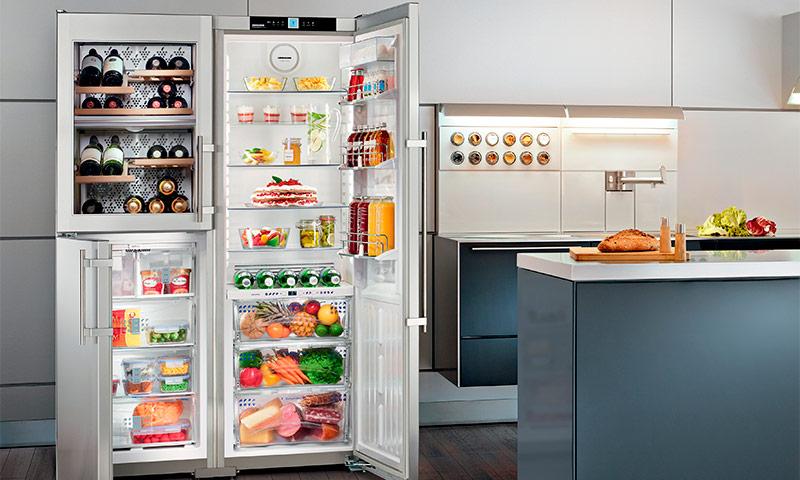 Виды и типы холодильников для домашнего сиспользования